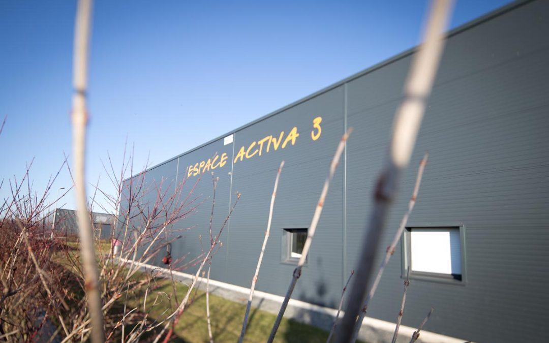 Espace Activa 1 – 2 – 3