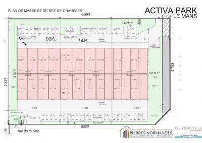 Programme immobilier entreprise - ACTIVA PARK LE MANS - 00004